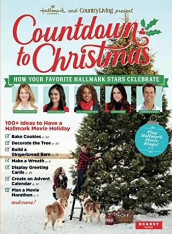 Hallmark Channel och Country Living Countdown to Christmas