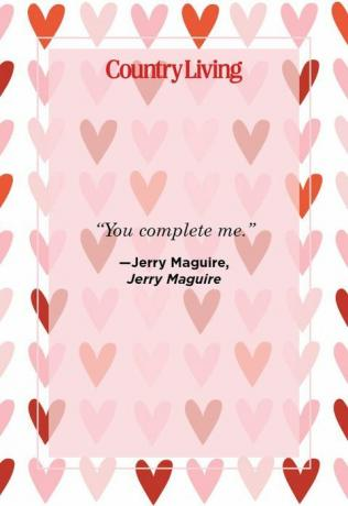 Jerry Maguire film citat